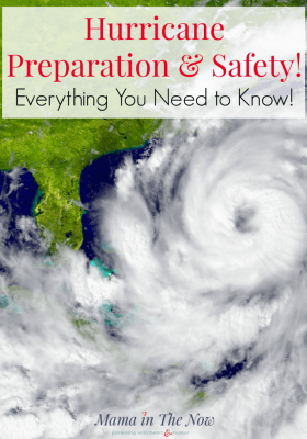 Everything you need to know about hurricane preparations and hurricane safety. Prepare your home and family for a hurricane and keeping your family safe during and after a hurricane. This is a complete guide!