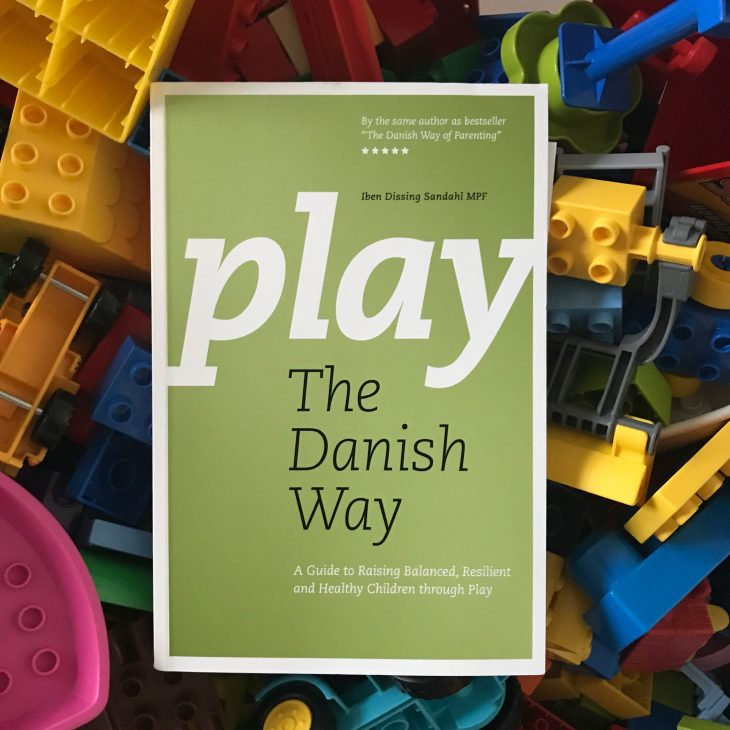"Play the Danish Way. My favorite positive parenting book, a sequel to ""Parenting the Danish Way"""