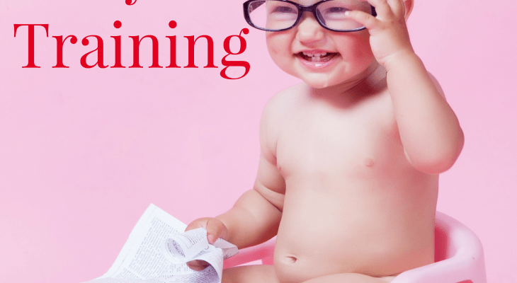 Ten Signs Your Toddler is Ready for Potty Training