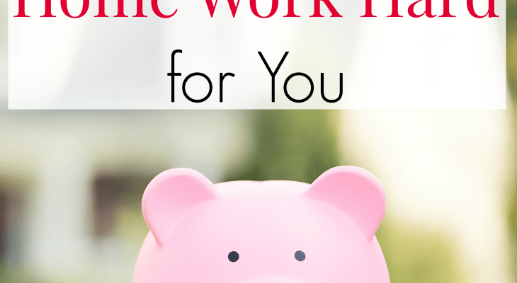 How to Make The Equity in Your Home Work Hard For You