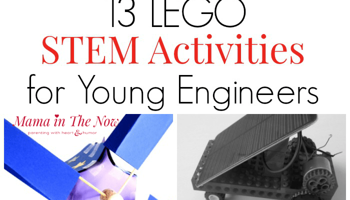 13 LEGO STEM Activities for Young Engineers