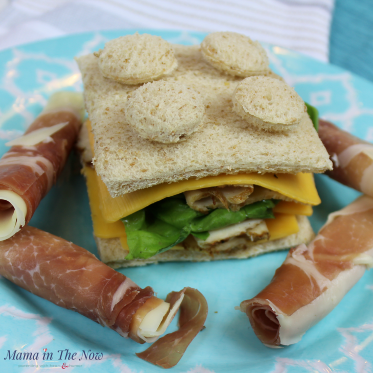 Nut-free lunch ideas for back to school. When your school is nut-free and your child loves peanut butter, fear not, there's something for everyone on this comprehensive list. Besides - here's an adorable LEGO sandwich too for back to school. #backtoschool #LEGO #lunchideas #nutallergy #nutfreelunchideas #peanutallergy #foodallergy #safelunchideas #schoollunches