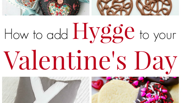 How to Add Hygge to Your Valentine's Day