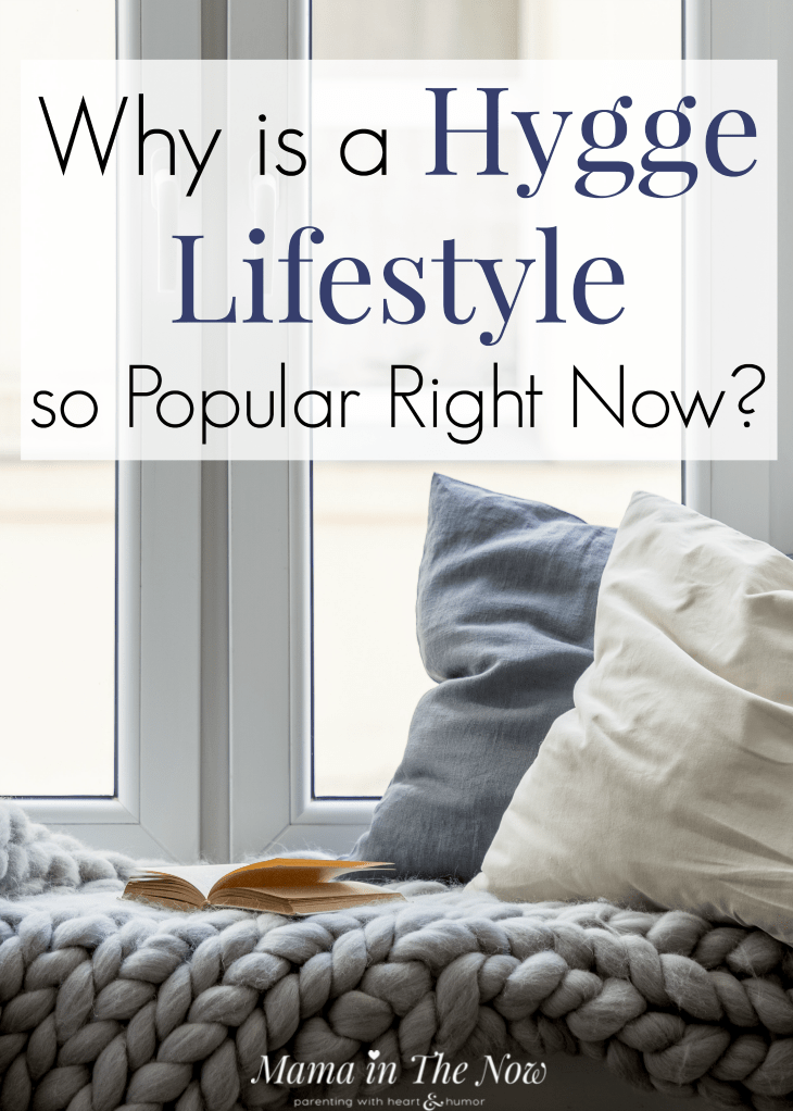 Big fluffy pillows and a cozy setting to encourage a hygge lifestyle
