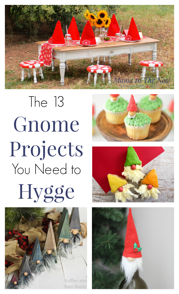 gnomes for hygge