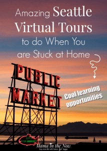virtual tours of Seattle