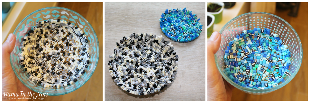 how to make perler bead bowl