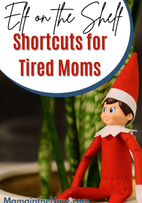 elf on the shelf shortcuts