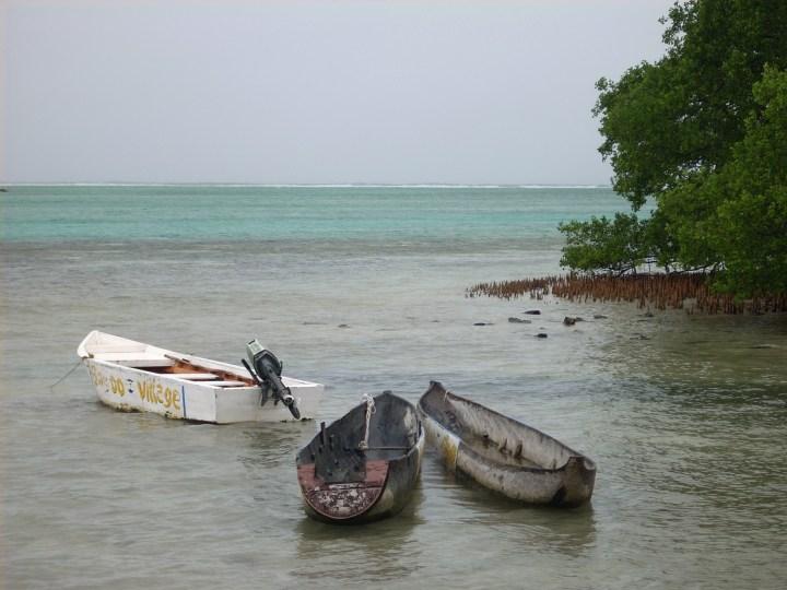 L'île aux Nattes Madagascar