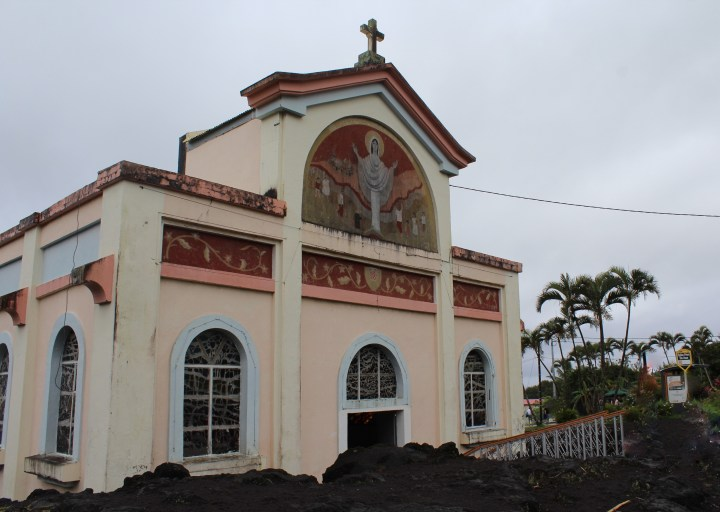 Notre Dame des Laves – Piton Ste Rose
