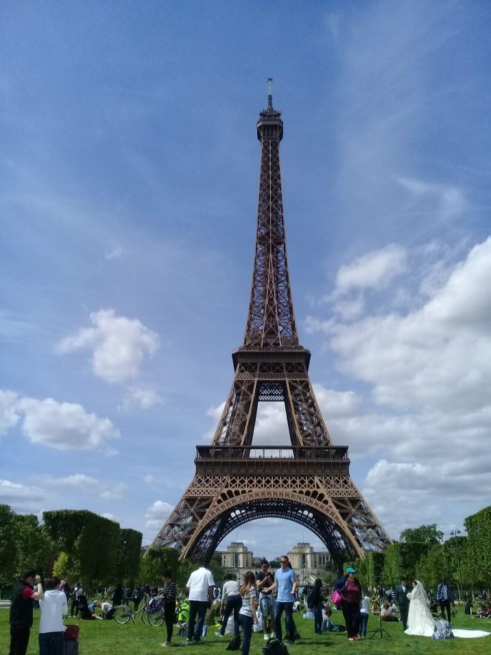 Paris en bus panoramique
