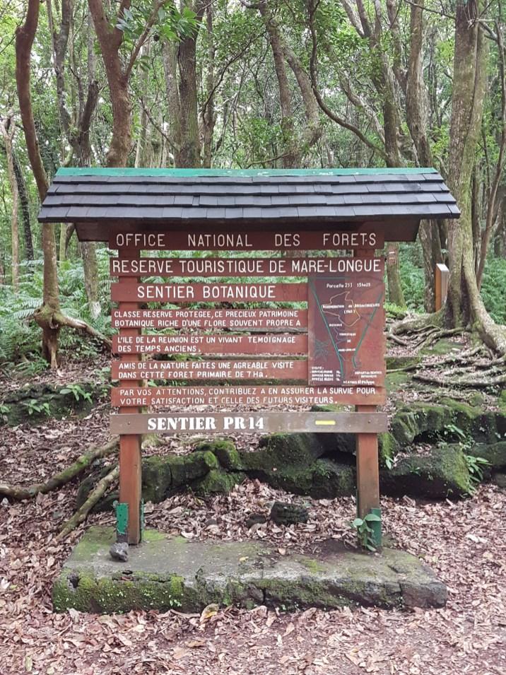 Forêt tropicale de Mare Longue