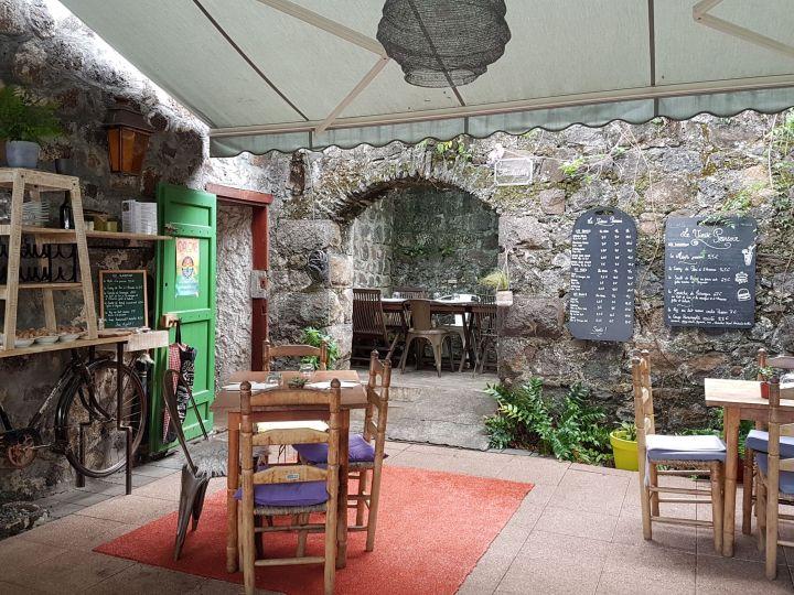 Restaurant Le Vieux Pressoir à Saint-Leu