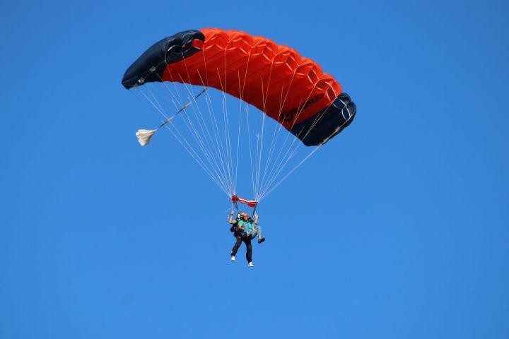saut en parachute à la réunion para club de bourbon
