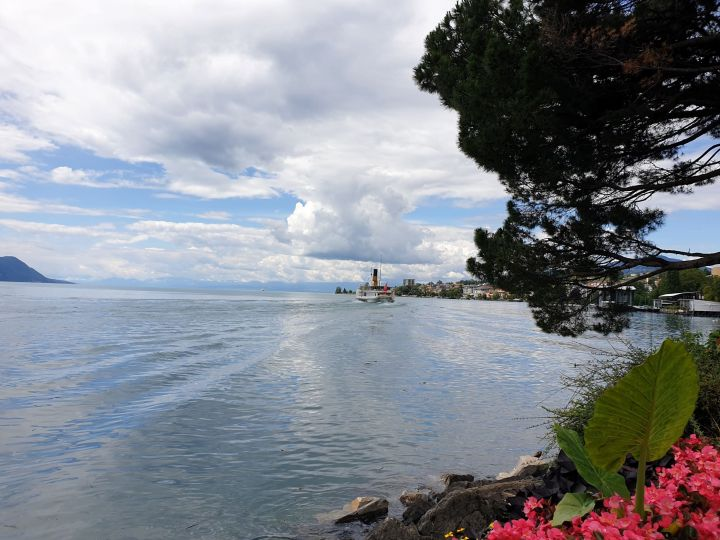Visiter Montreux Suisse