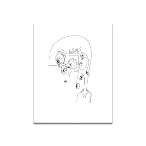 search result drawing about having the expressionist neurotic