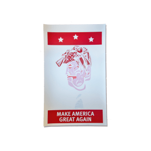 search result art about trump maga poster