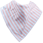 peachy - Mum and baby gift teething hamper baby girl Pink striped comforter