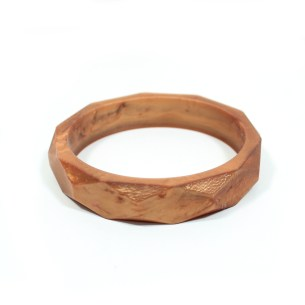 copper bangle teething