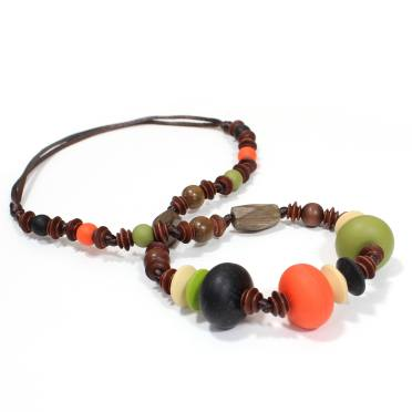 Anthropologist 2017 Indian Summer 1  - Anthropologist India wood silicone teething necklace