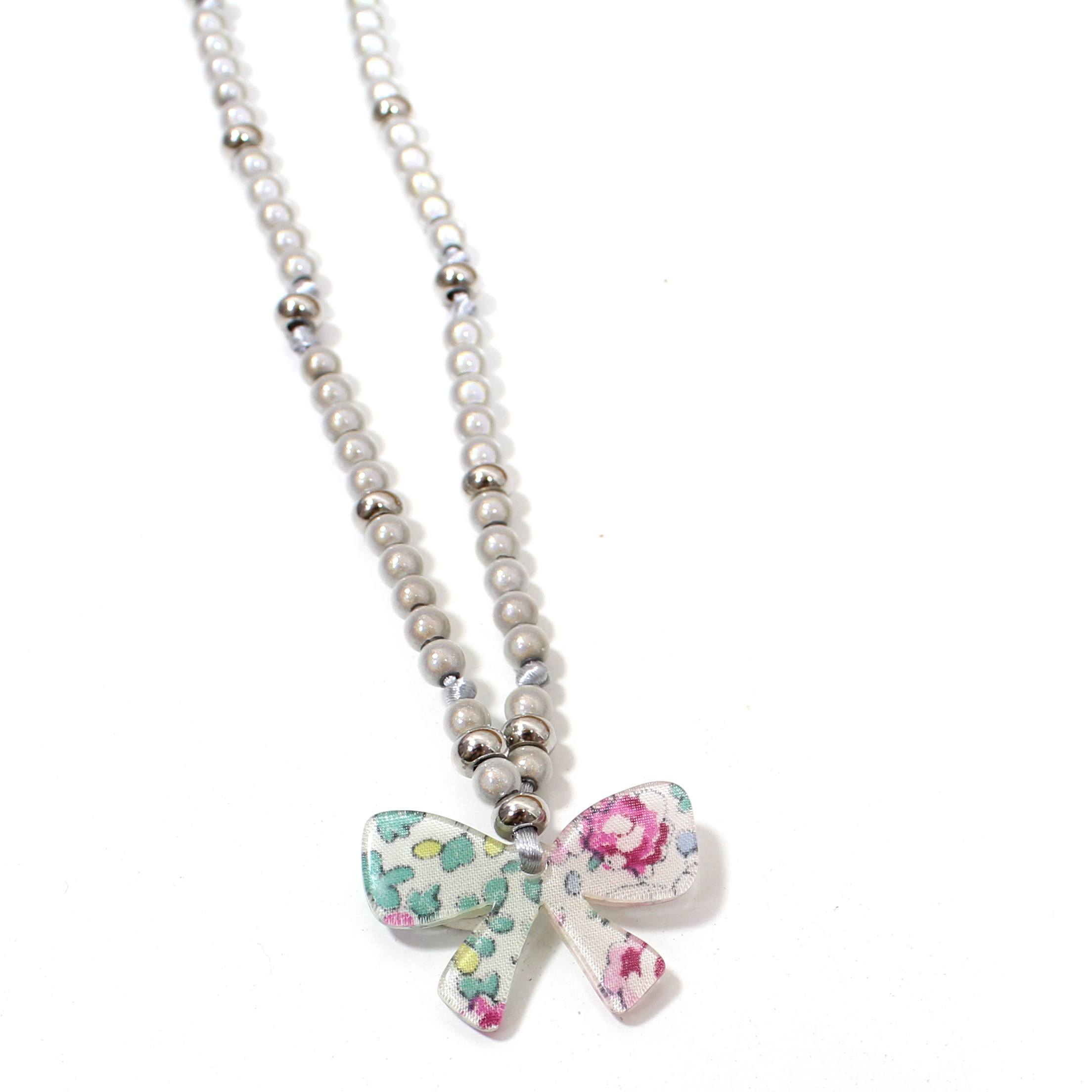 jewelry diamond bow enlarged the pendant realreal products necklace necklaces