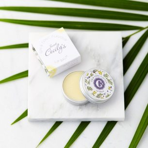 Gin Tonic Flavour Lip Balm - Natural lip balm GIN AND TONIC guilt free!
