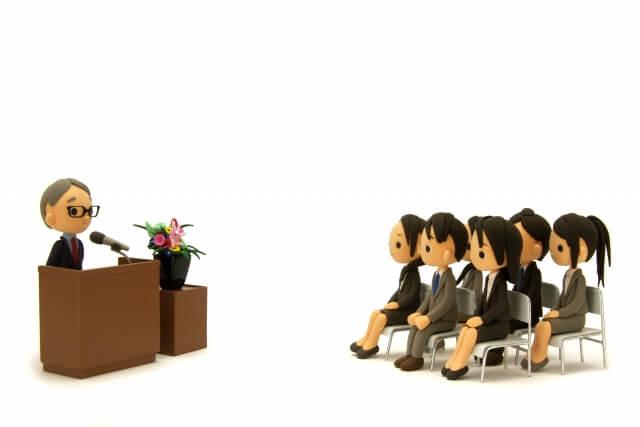 高卒 入社式 スーツ 女性