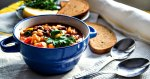 Hearty Healthy Minestrone Soup
