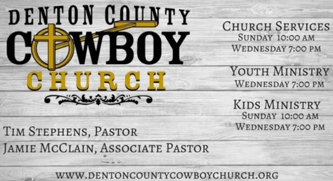 Cowboy Church Denton