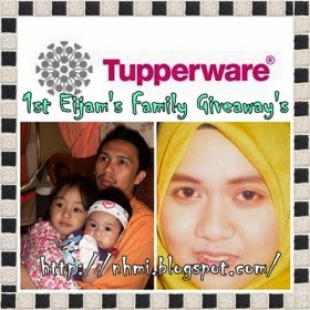 1st Eijam's Family Giveaway