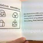 Of Handbags and Chocolates…