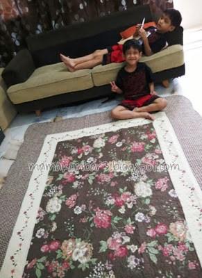 Cadar Patchwork di GM Klang