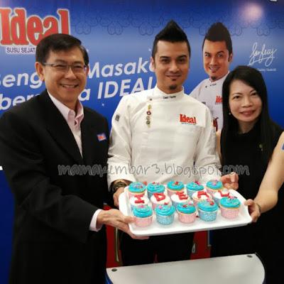 Resepi Chef Dato' Fazley