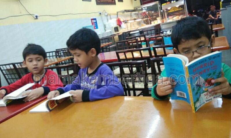 buku kanak kanak online di Peekabox