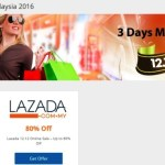 Tak Sabar Tunggu 12.12 Online Sale Malaysia!
