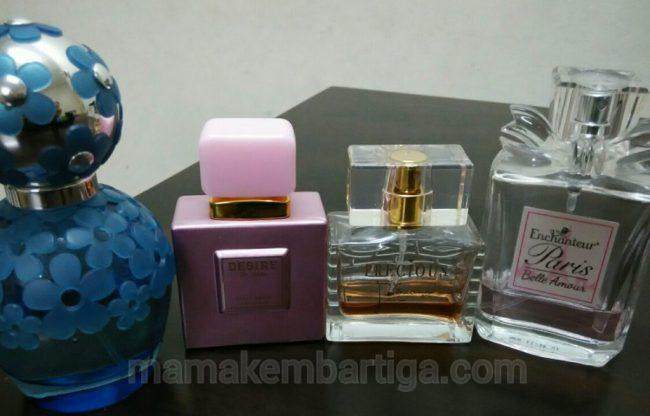 minyak wangi Dr Halina