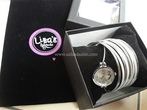 jam tangan Lisa Surihani