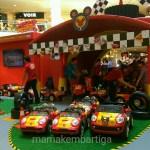 Si Kembar Teruja di Disney Junior Mickey and the Roadster Racers Carnival