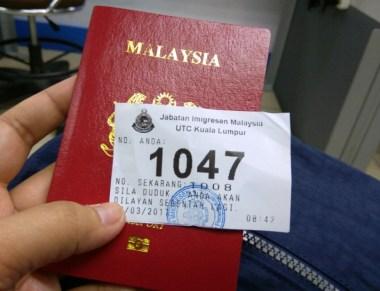 renew passport di UTC