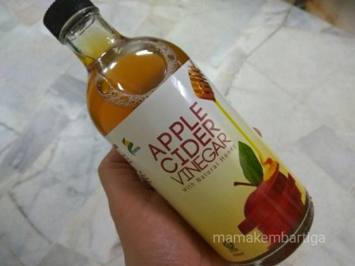 khasiat Apple Cider Vinegar