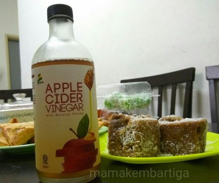 Khasiat apple cider vinegar surya malaysia