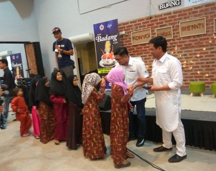 Sentuhan Kasih Ramadhan Kopi Badang