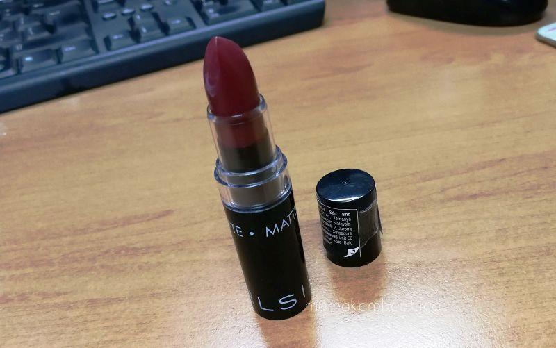 Lipstick Silkygirl Matte