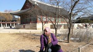 Kembara KBBA9 ke Korea (Day 2): Gyeongbokgung Palace, Insadong, Pakai Hanbok, Hanok Village dan Pengalaman Sesat di Bandar Seoul!