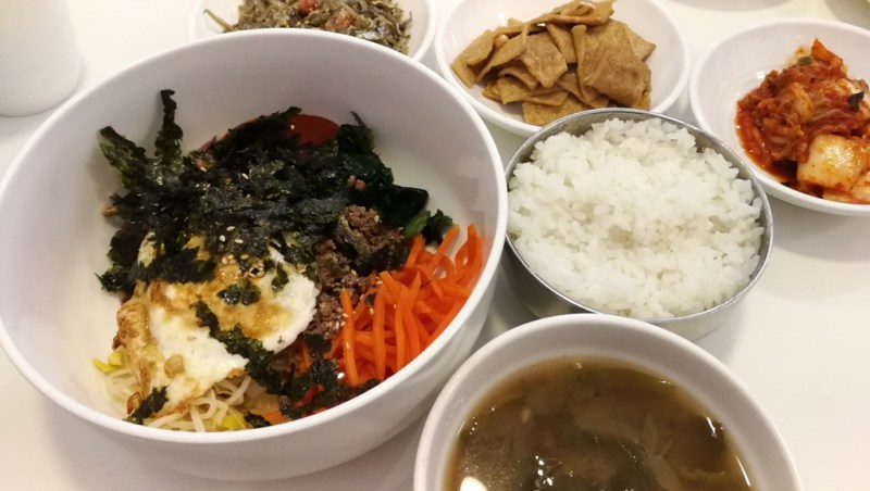 makanan halal di Korea
