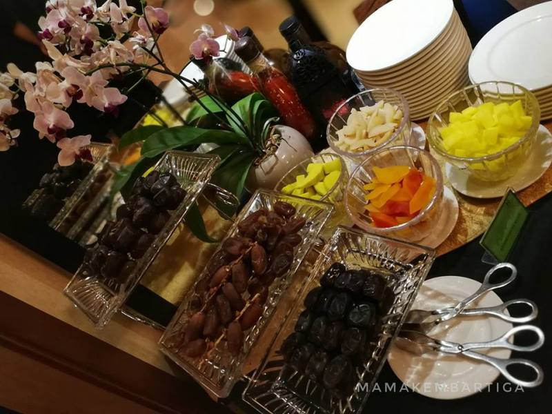 Buffet Ramadhan Hotel PNB Perdana On The Park