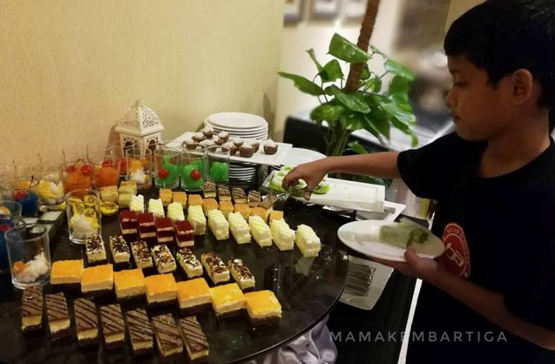 Buffet Ramadhan di The 39 Restaurant