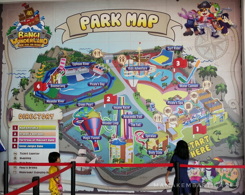 Bangi Wonderland Review
