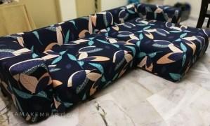 Dah Jumpa Sofa Cover Murah Dan Cantik, Yahooo!