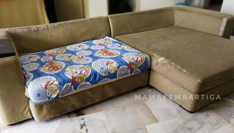 sofa cover murah